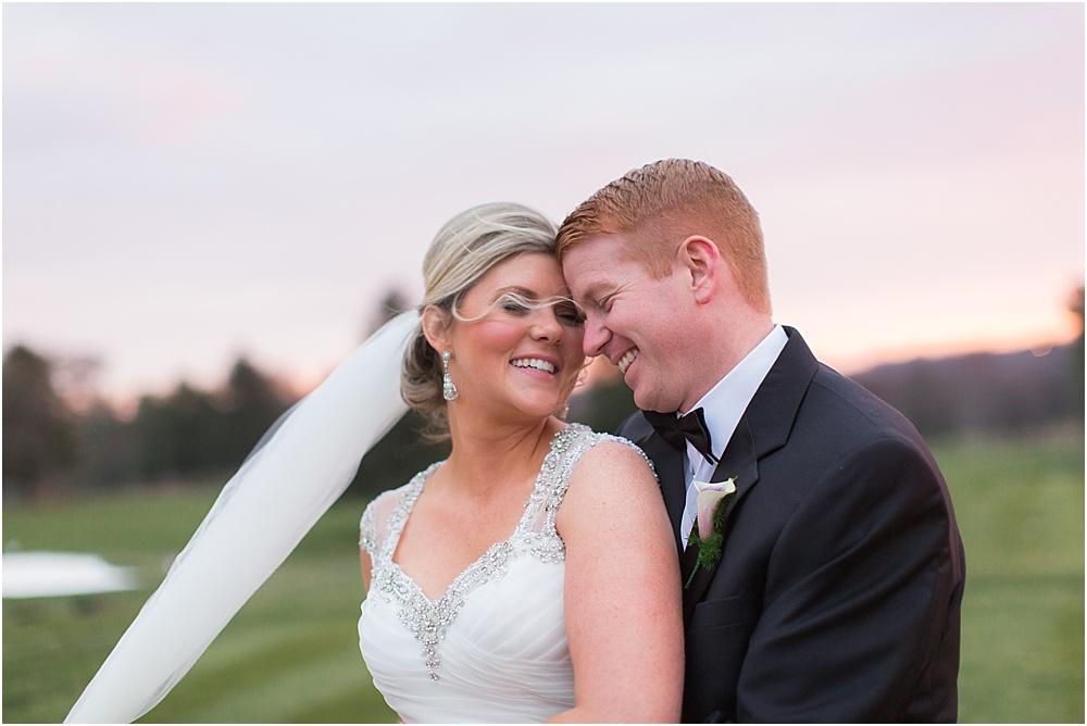 Kelly + John// Classic Winter Wedding {Penn Oaks Golf Club Wedding Photography}
